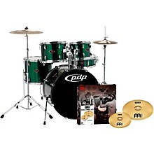 Z5 5-Piece Drumset with Meinl Cymbals Emerald
