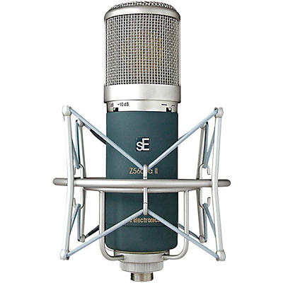 SE Electronics Z5600a II Large-Diaphragm Tube Condenser Microphone