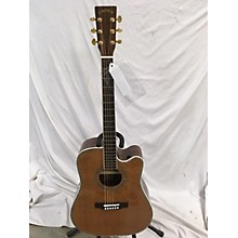 Zager ZAD-80CE Acoustic Electric Guitar