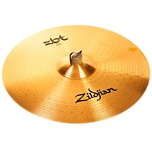ZBT Crash Cymbal 19 in.