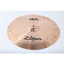 Open BoxZildjian ZBT Crash Cymbal