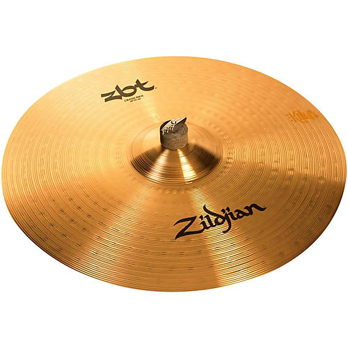 zildjian zbt crash ride cymbal 20 in musician 39 s friend. Black Bedroom Furniture Sets. Home Design Ideas