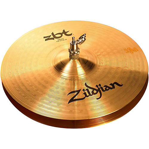 zildjian zbt hi hat cymbal pair musician 39 s friend. Black Bedroom Furniture Sets. Home Design Ideas