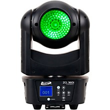 Open BoxElation ZCL 360i 90W RGBW LED Moving Head Beam/Wash Light