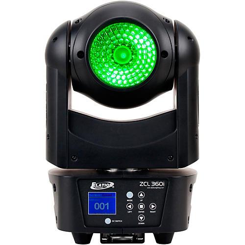 Elation ZCL 360i 90W RGBW LED Moving Head Beam/Wash Light