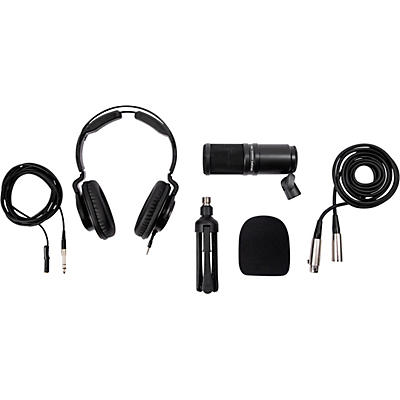 Zoom ZDM-1 Podcast Accessory Bundle