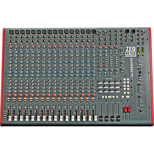 X on Allen And Heath Zed