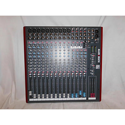 Allen & Heath ZED18 Powered Mixer