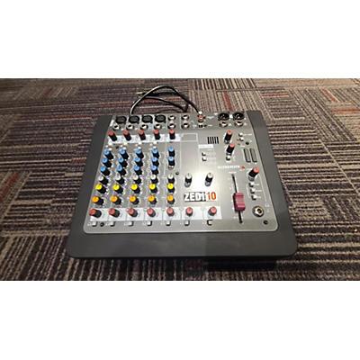 Allen & Heath ZEDi10 Digital Mixer