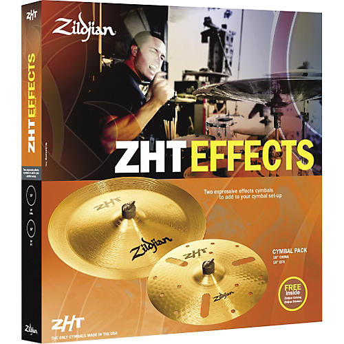 Zildjian ZHT Effects Pack
