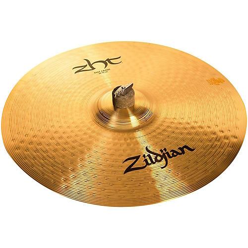 zildjian zht fast crash cymbal musician 39 s friend. Black Bedroom Furniture Sets. Home Design Ideas