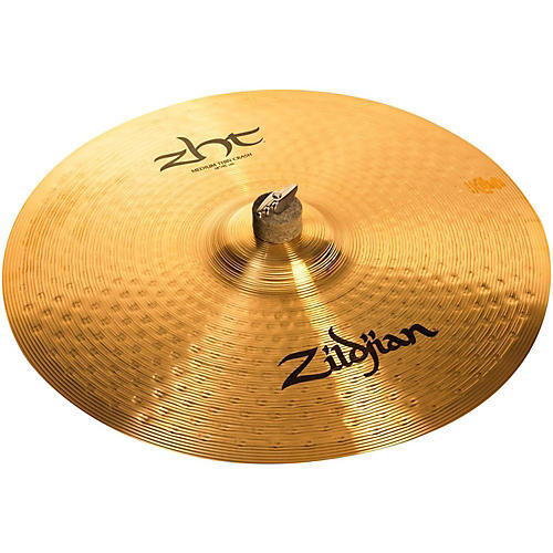 zildjian zht medium thin crash cymbal musician 39 s friend. Black Bedroom Furniture Sets. Home Design Ideas