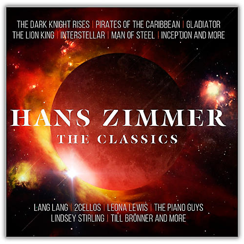 Sony ZIMMER, HANS HANS ZIMMER - THE CLASSICS