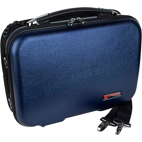 Protec ZIP Clarinet Case with Removable Music Pocket Blue Black