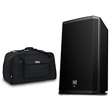 "Electro-Voice ZLX-12BT 1,000W 12"" Powered Speaker with Tote"