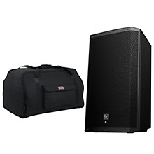 "Electro-Voice ZLX-15BT 1,000W 15"" Powered Speaker with Tote"