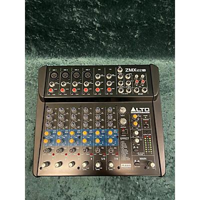 Alto ZMX122FX 8-Channel Unpowered Mixer