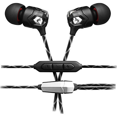 V-MODA Zn In-Ear Headphones With 3-Button Remote