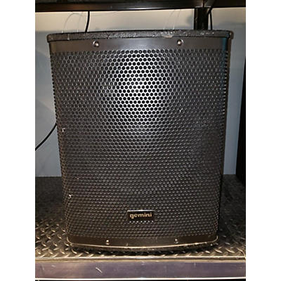 Gemini ZRX-S15P Powered Subwoofer