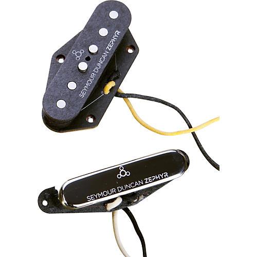 Seymour Duncan ZTL-1 Zephyr Silver Tele Pickup Set