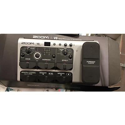 Zoom ZV6 Vocal Processor