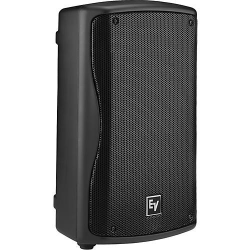 electro voice zxa1 90 powered pa speaker black musician. Black Bedroom Furniture Sets. Home Design Ideas