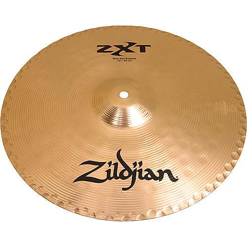 Hi Hat Bottom Cymbal : zildjian zxt max hi hat cymbal bottom musician 39 s friend ~ Vivirlamusica.com Haus und Dekorationen