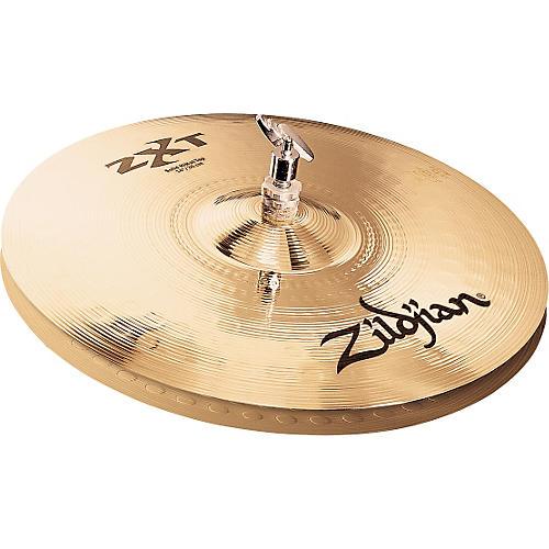 Zildjian ZXT Solid Hi-Hat Cymbal (Pair)