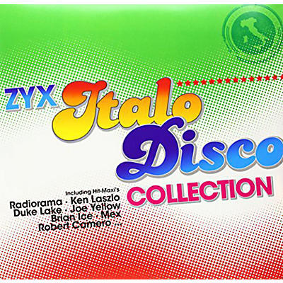 ZYX Italo Disco Collection