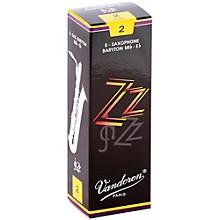 ZZ Baritone Saxophone Reeds Strength 2, Box of 5