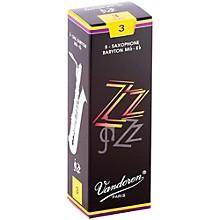 ZZ Baritone Saxophone Reeds Strength 3, Box of 5