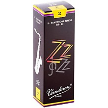 ZZ Tenor Saxophone Reeds Strength - 2, Box of 5