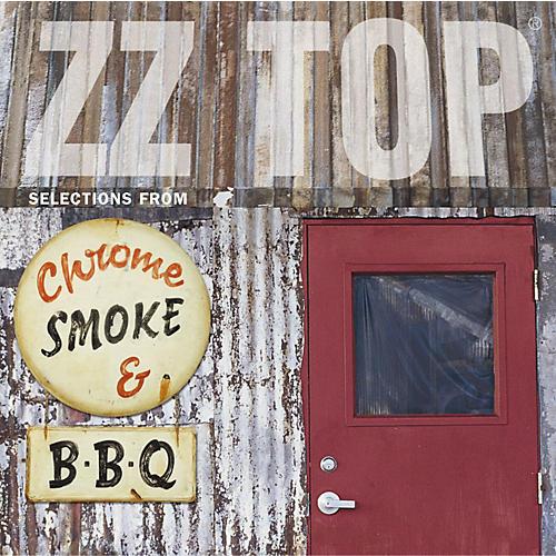 Music CD ZZ Top - Chrome, Smoke and BBQ Box Set (CD)