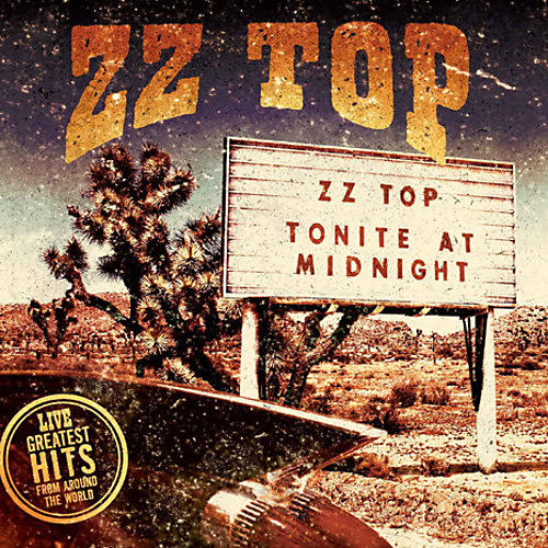 Alliance ZZ Top - Live - Greatest Hits From Around The World