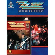 Hal Leonard ZZ Top Guitar Pack Book/DVD
