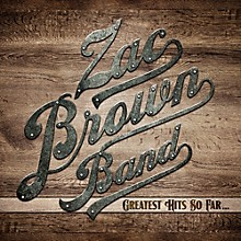 Zac Brown - Greatest Hits So Far (CD)