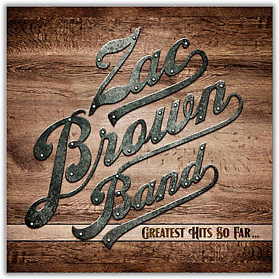 Zac Brown Band - Greatest Hits So Far Vinyl LP