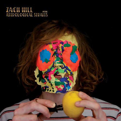 Alliance Zach Hill - Astrological Straits