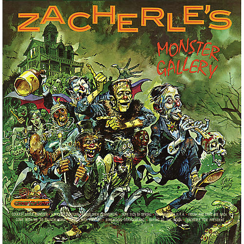 Alliance Zacherle - Zacherle's Monster Gallery
