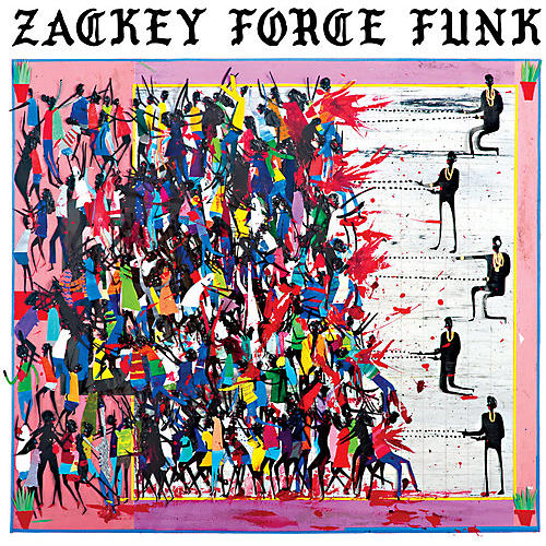 Alliance Zackey Force Funk - Electron Don