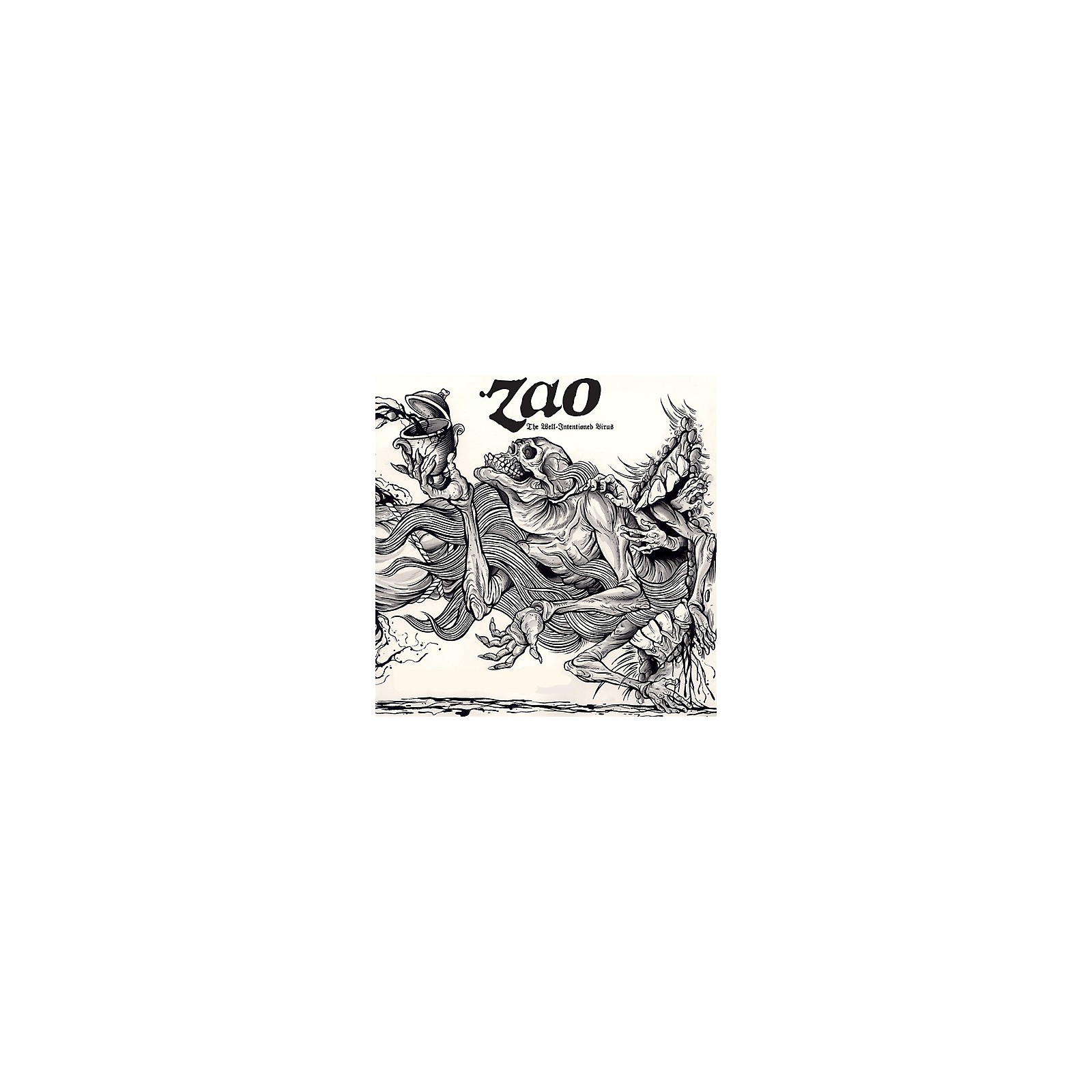 Zao The Well Intentioned Virus Musician S Friend