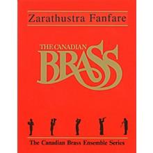Hal Leonard Zarathustra Fanfare (Score and Parts) Brass Ensemble Series by Richard Strauss