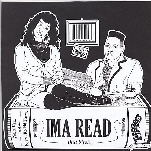 Alliance Zebra Katz - Ima Read