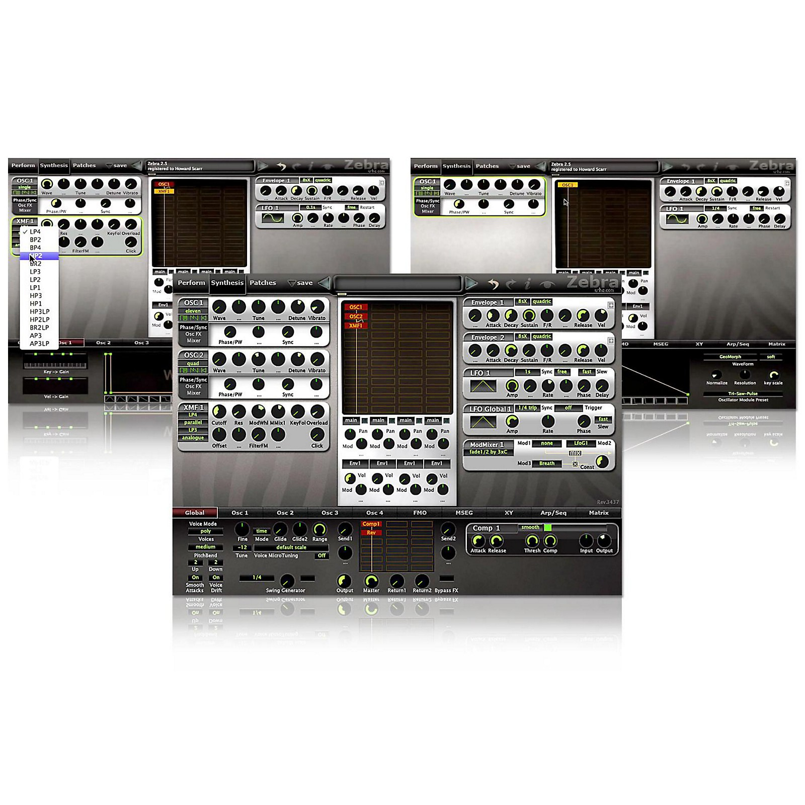 U-He Zebra2 Software Download