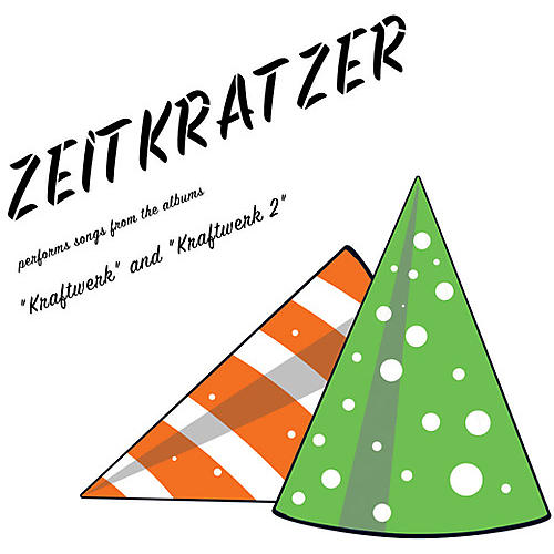 Alliance Zeitkratzer - Performs Songs From The Albums