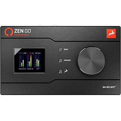 Antelope Audio Zen Go Synergy Core USB-C Audio Interface