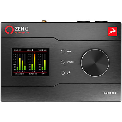 Antelope Audio Zen Q Synergy Core Thunderbolt Audio Interface