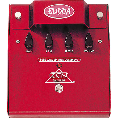 Budda ZenMan Distortion Pedal