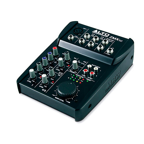 Alto Zephyr Series ZMX52 5-Channel Compact Mixer