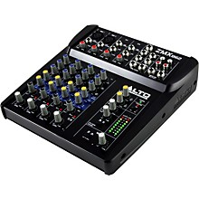 Open Box Alto Zephyr Series ZMX862 6-Channel Compact Mixer